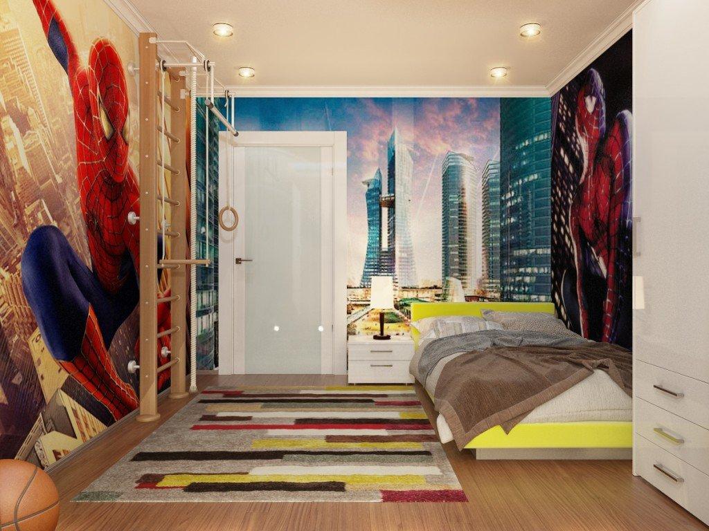 Decor Ideas for Boys Room Beautiful Boys Room Designs Ideas & Inspiration