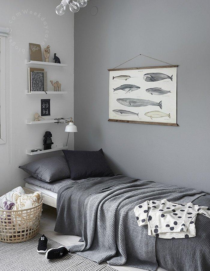Decor Ideas for Boys Room Lovely 87 Gray Boys Room Ideas Decoholic