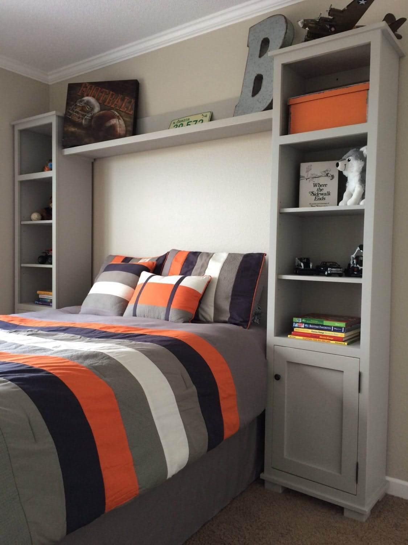 Decor Ideas for Boys Room Luxury 33 Best Teenage Boy Room Decor Ideas and Designs for 2019