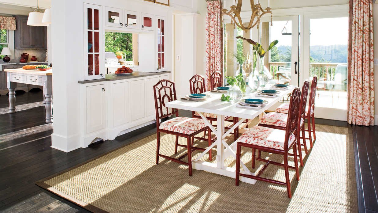 Decor Ideas for Dining Rooms Best Of Dining Room Decorating Ideas and Place Setting Tips southern Living