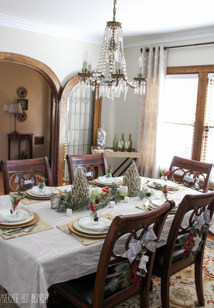 Decor Ideas for Dining Rooms Lovely 5 Tips for Decorating the Dining Room for Christmas