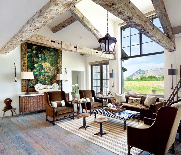 Decor Ideas for Family Room Beautiful Our All Time Favorite Rustic Spaces