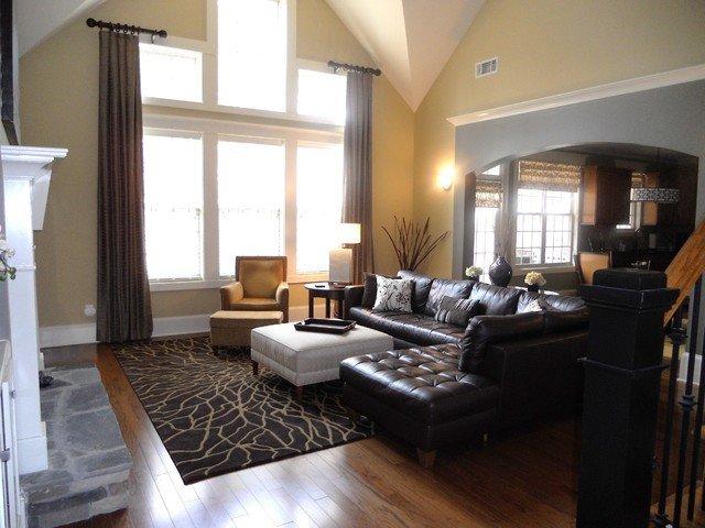 Decor Ideas for Family Room Best Of Modern but Warm Modern Family Room Chicago