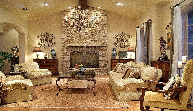 Decor Ideas for Family Room Elegant Custom Family Room and Great Room Ideas