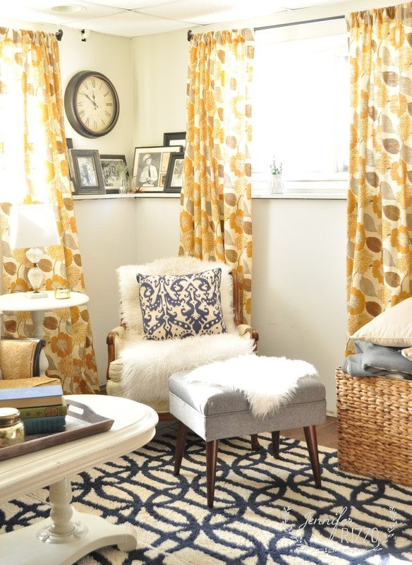 Decor Ideas for Family Room New Decorating Ideas for A Basement Family Room Jennifer Rizzo