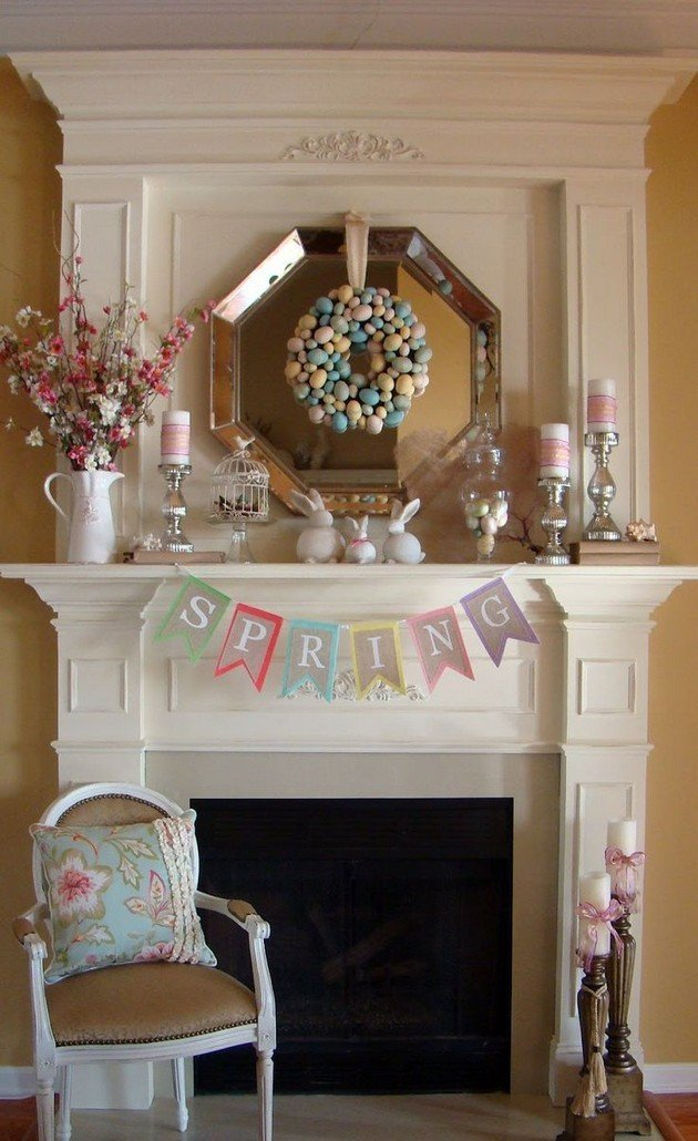 Decor Ideas for Family Room New Easter Decorating for Your Living Room – Room Decor Ideas