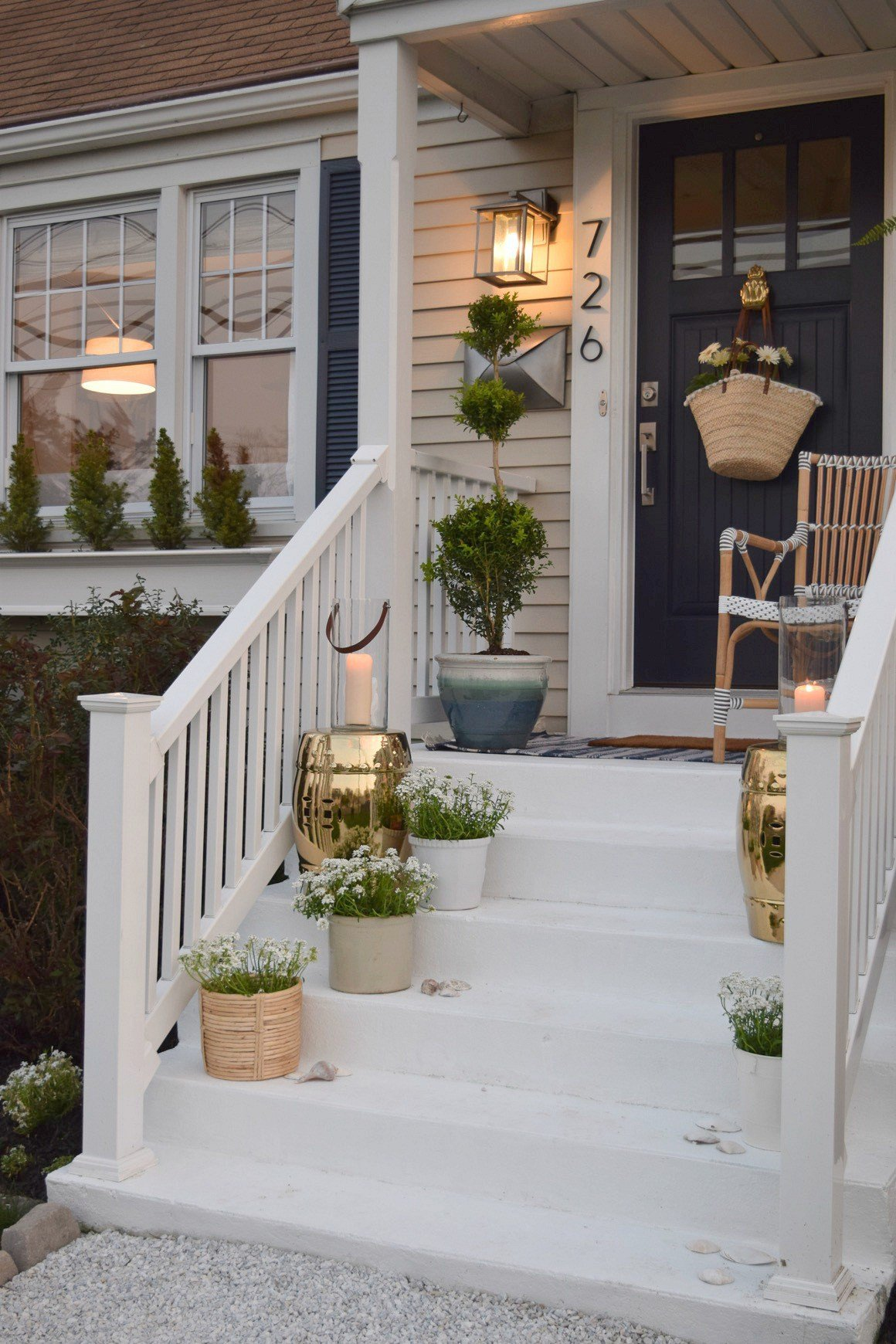 Decor Ideas for Front Porch Awesome Front Porch Ideas and Designing the Outdoors Nesting