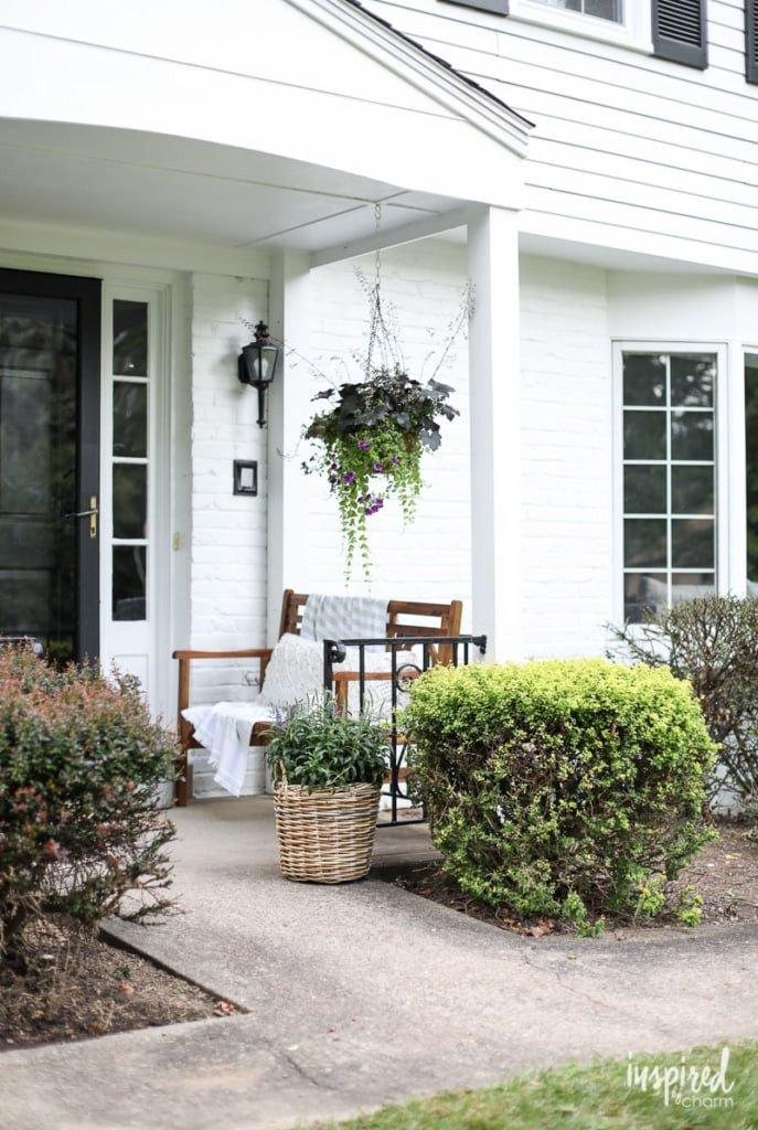 Decor Ideas for Front Porch New Front Porch Decorating Ideas and Outdoor Styling Tips