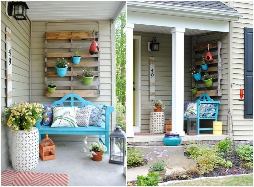 Decor Ideas for Front Porch Unique 10 Lovely Diy Summer Front Porch Decor Ideas