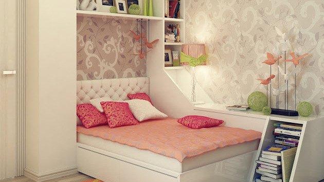 Decor Ideas for Girl Bedroom Beautiful 20 Stylish Teenage Girls Bedroom Ideas