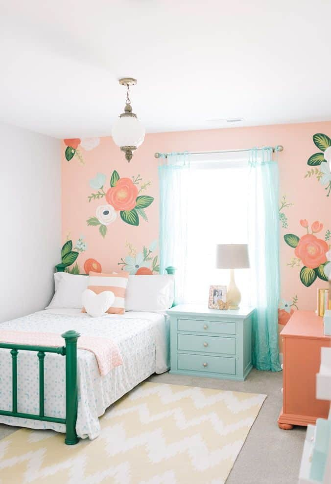 Decor Ideas for Girl Bedroom Beautiful Modern Bedroom Designs for Girls