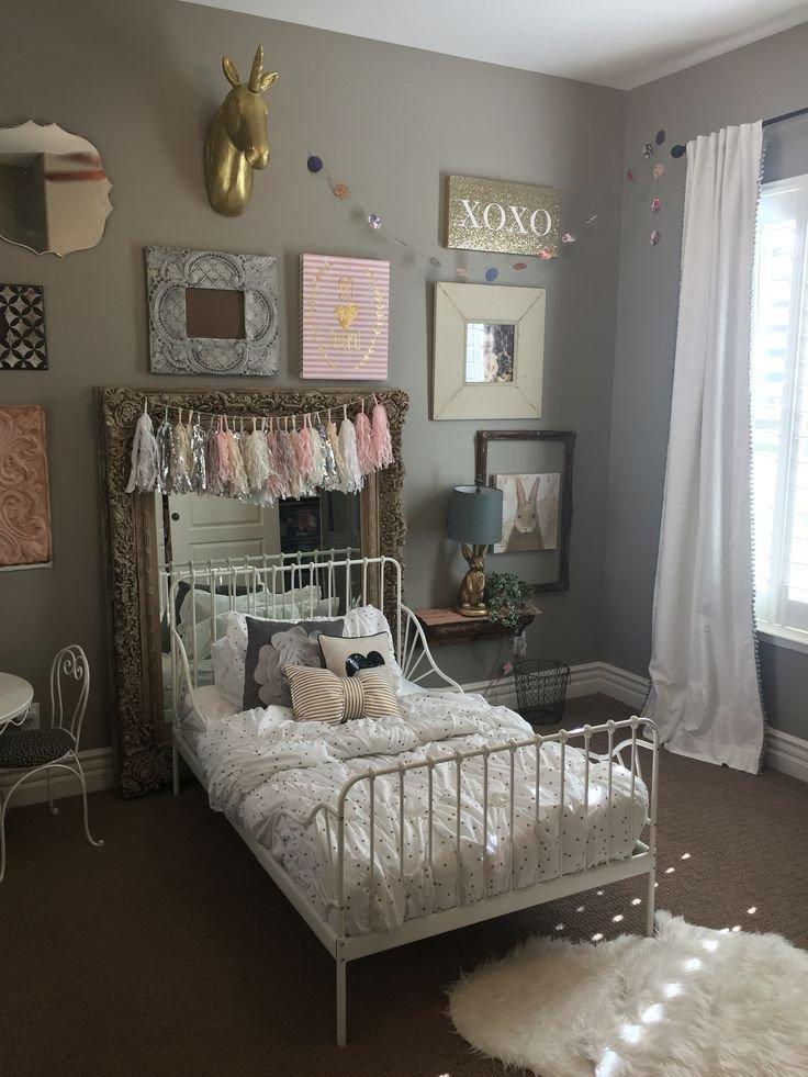 Decor Ideas for Girl Bedroom Elegant 20 Amazing Girls Bedroom Ideas to Get Inspired