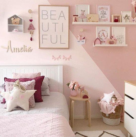 Decor Ideas for Girl Bedroom Elegant the Best Girl Bedroom Ideas