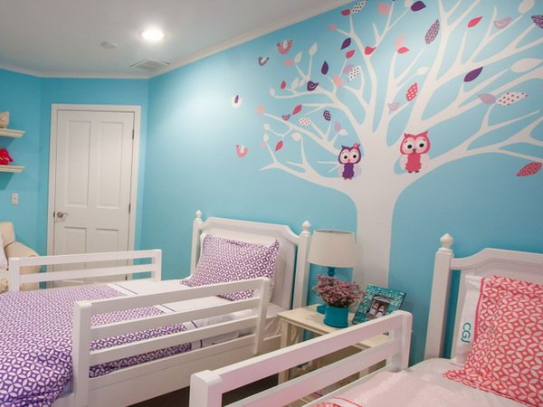 Decor Ideas for Girl Bedroom Inspirational 40 Cute and Interestingtwin Bedroom Ideas for Girls