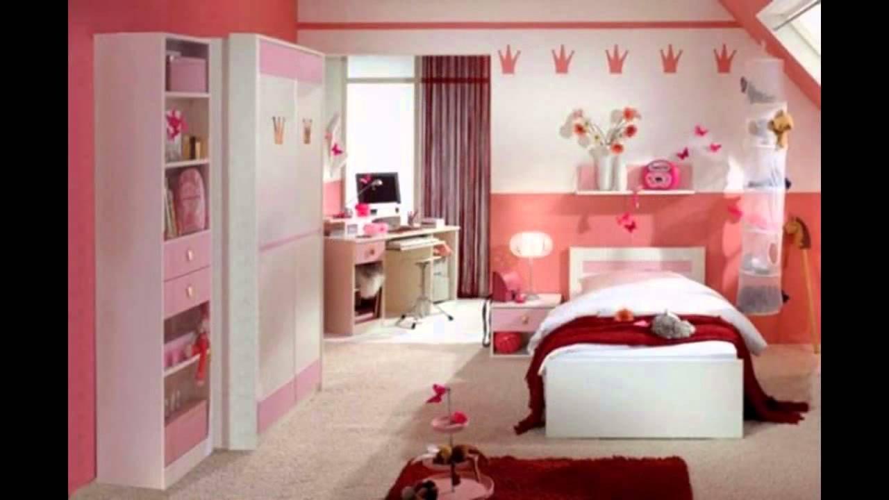 Decor Ideas for Girl Bedroom Luxury Cute Little Girl Bedroom Design and Decor Ideas