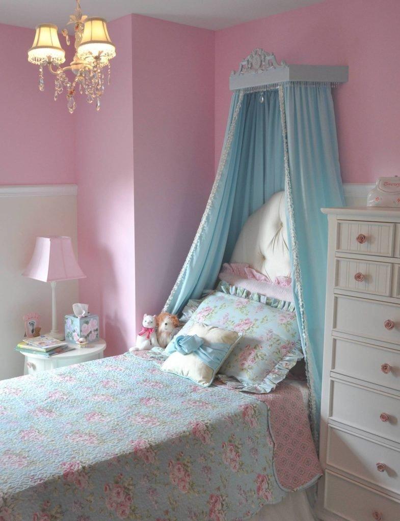 Decor Ideas for Girl Bedroom Luxury She S A Big Girl now Princess Room Project Nursery