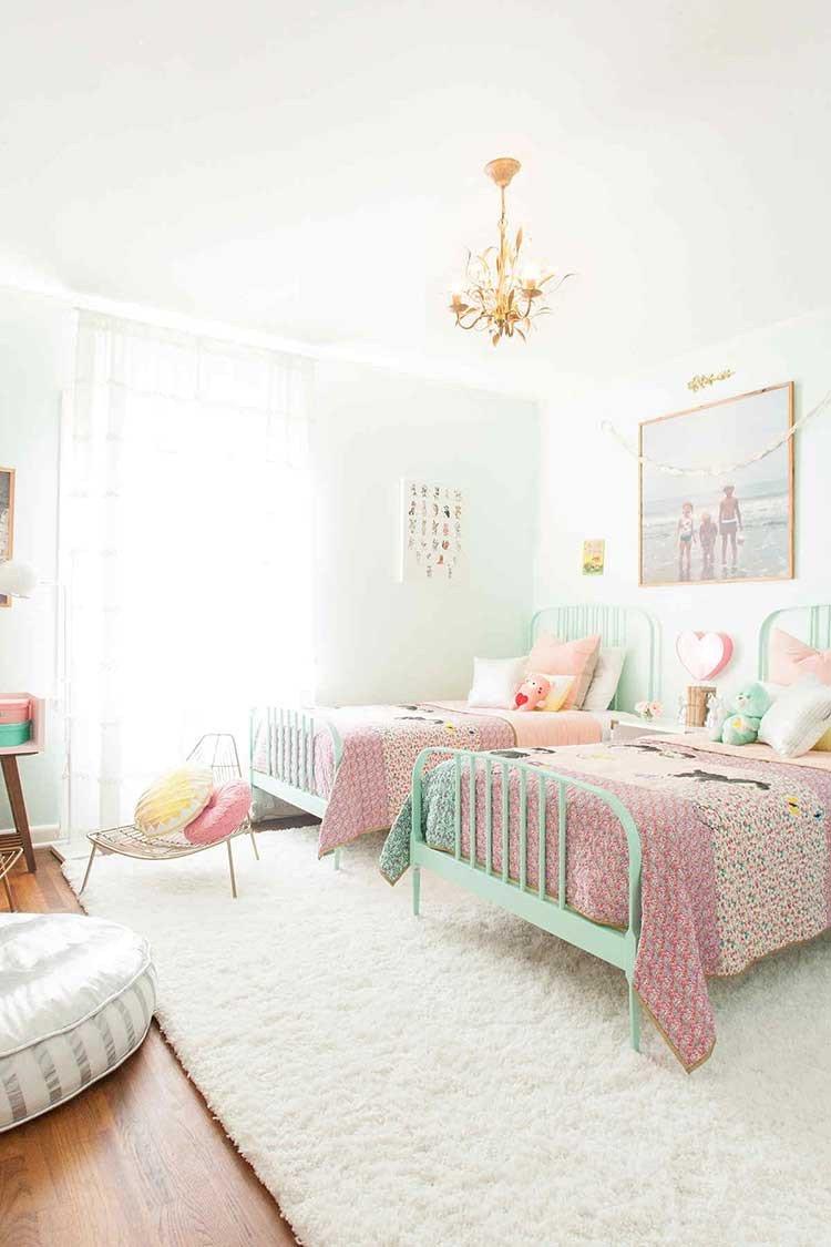 Decor Ideas for Girl Bedroom Unique E Room Challenge Kids Bedroom Design Week 2 Fresh Crush