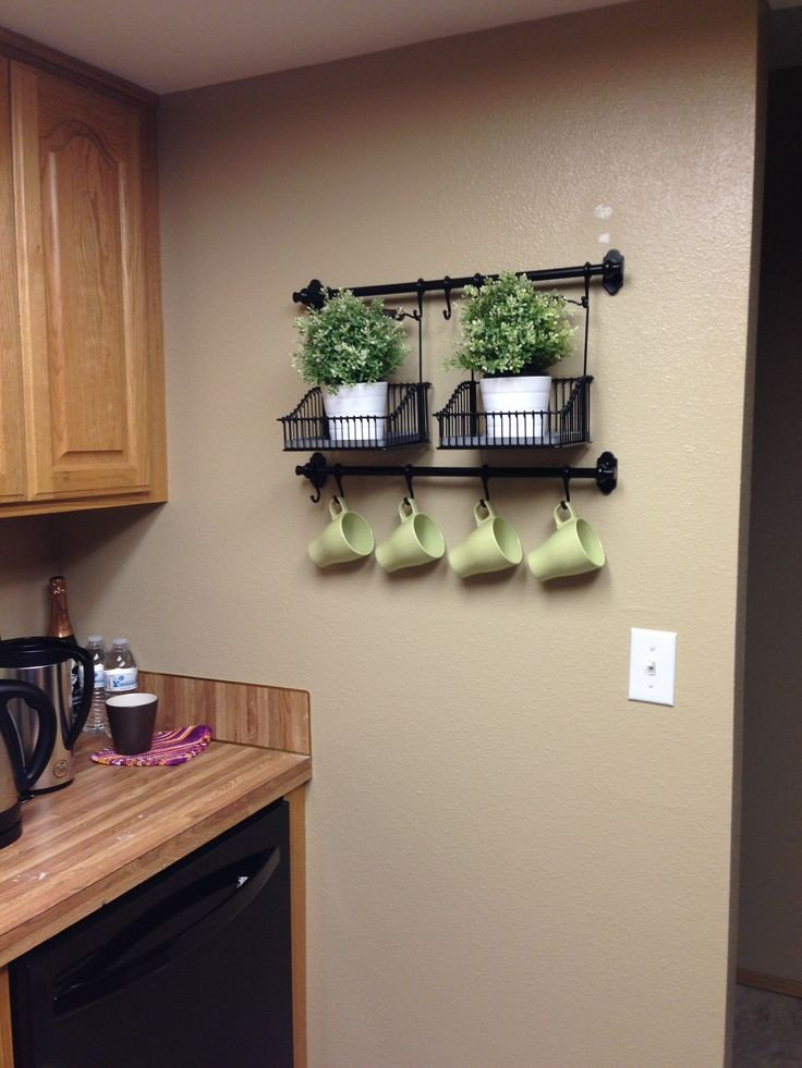 Wall Decor Ideas for a Pretty Kitchen Sortrachen