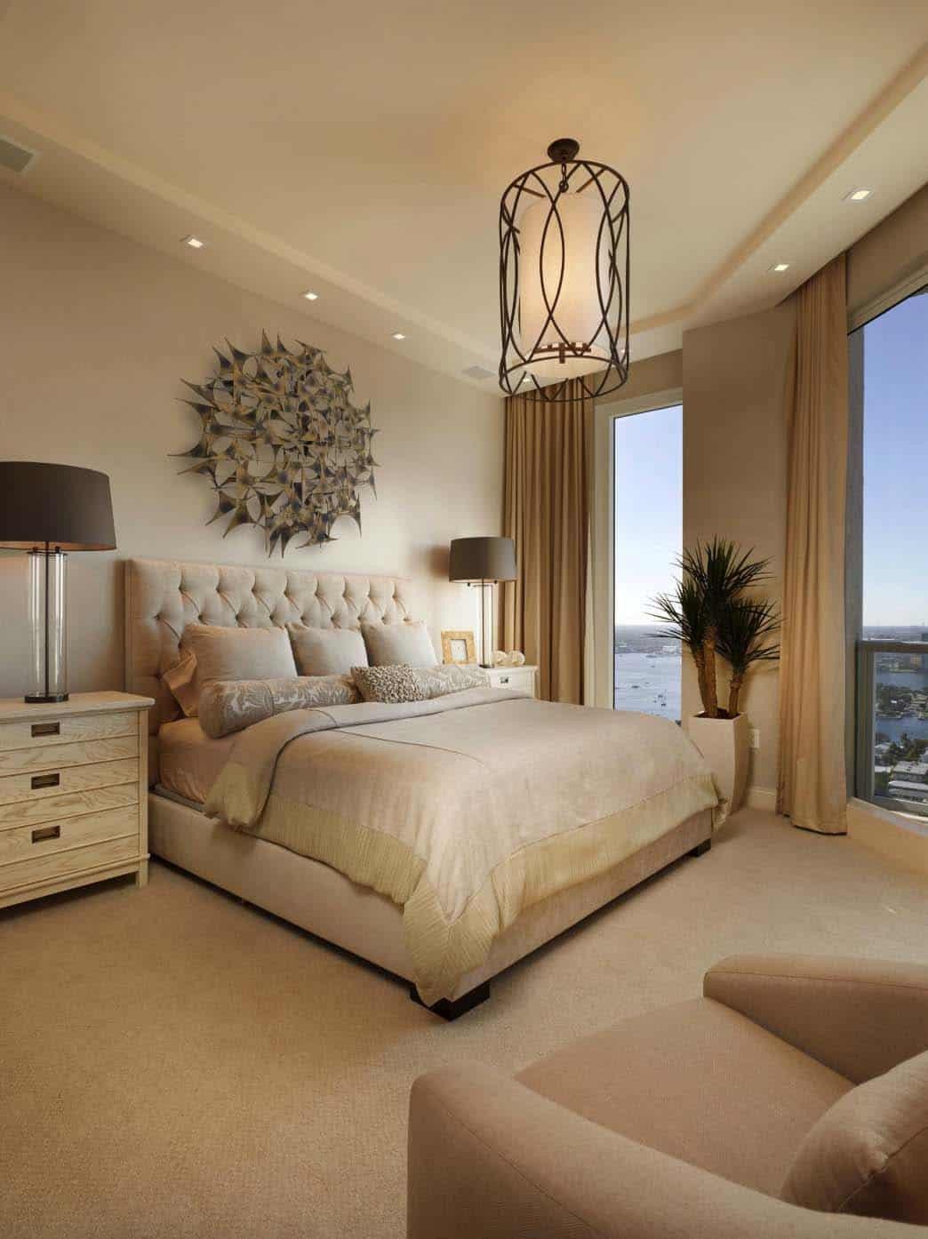 Decor Ideas for Master Bedroom Best Of 20 Serene and Elegant Master Bedroom Decorating Ideas