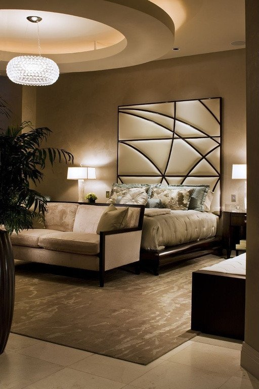 Decor Ideas for Master Bedroom Unique 25 Stunning Luxury Master Bedroom Designs