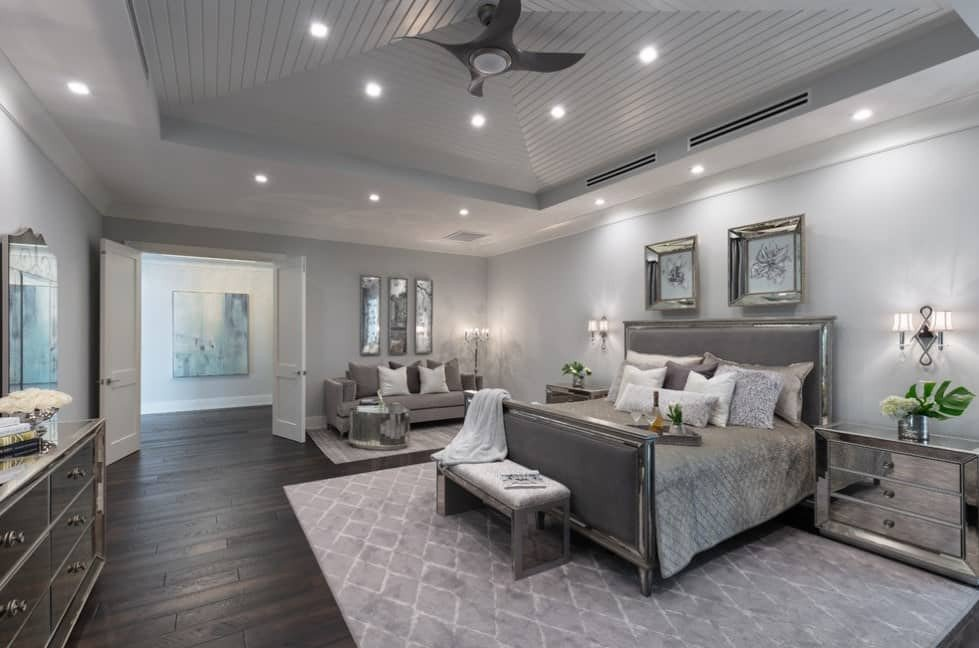 Decor Ideas for Master Bedroom Unique 70 Gray Master Bedroom Ideas S