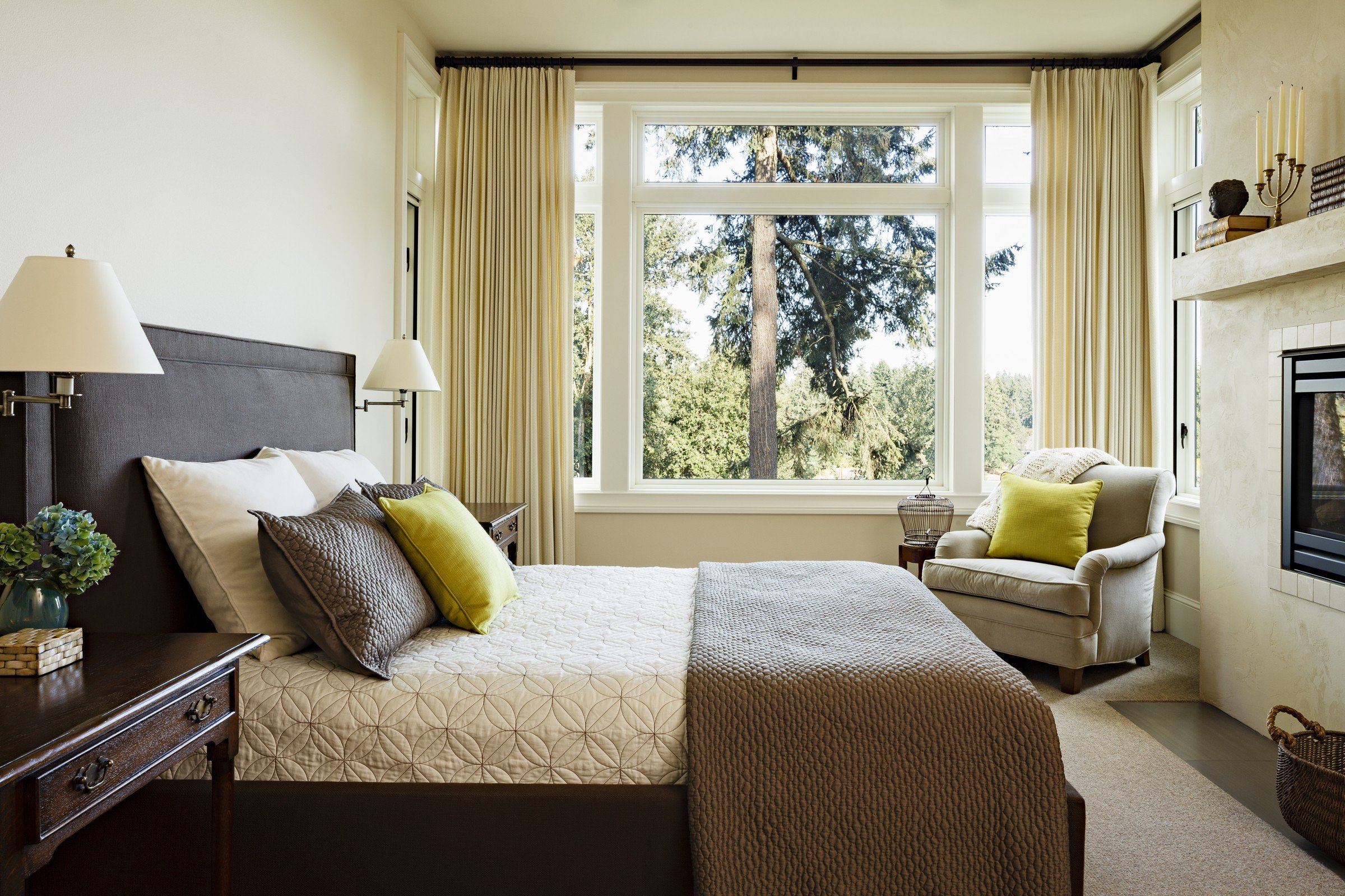 Decor Ideas for Master Bedrooms Best Of 6 Bedrooms with Fireplaces We Would Love to Wake Up to
