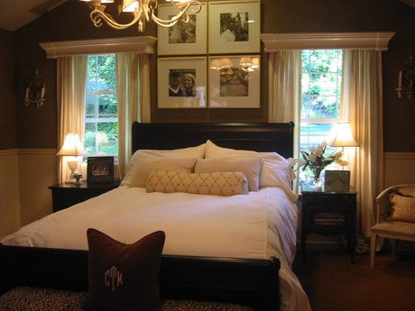 Decor Ideas for Master Bedrooms Fresh Chocolate Brown Bedroom Transitional Bedroom Ralph Lauren Fossil Buete Suede Hgtv