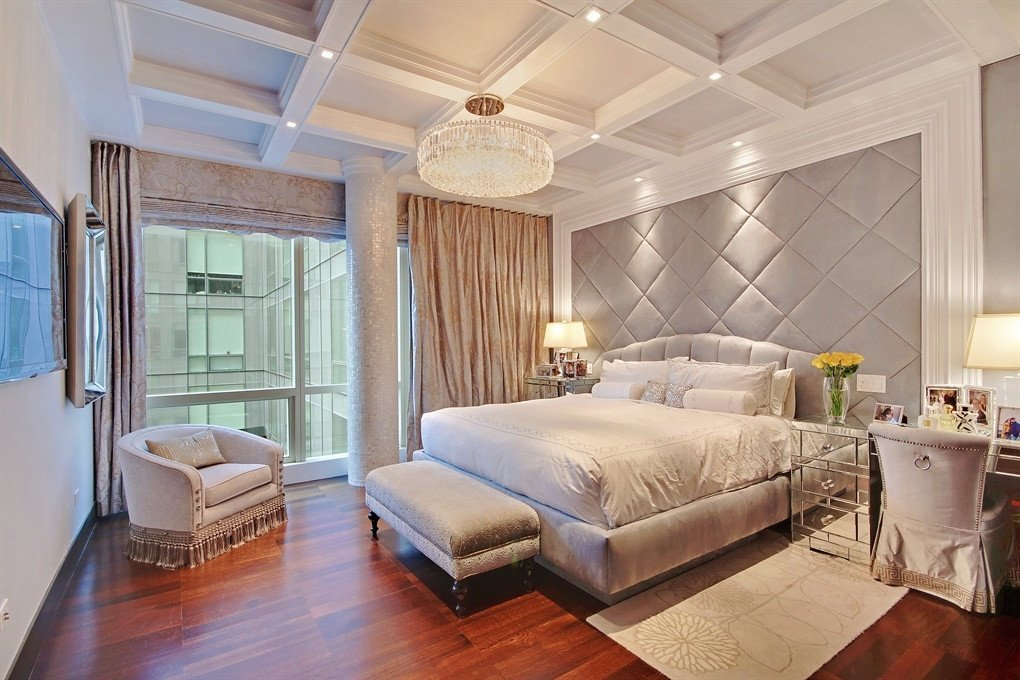 Decor Ideas for Master Bedrooms Luxury 10 Beautiful Bedrooms with Crystal Chandeliers Housely