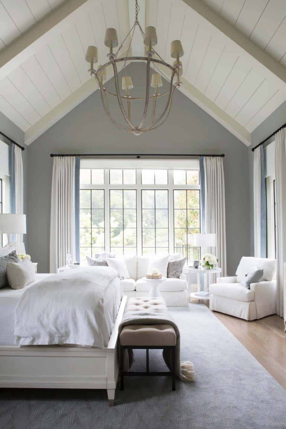 Decor Ideas for Master Bedrooms Unique 20 Serene and Elegant Master Bedroom Decorating Ideas