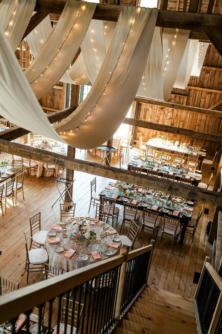 Decor Ideas for Wedding Reception Awesome 10 Gorgeous Barn Wedding Receptions