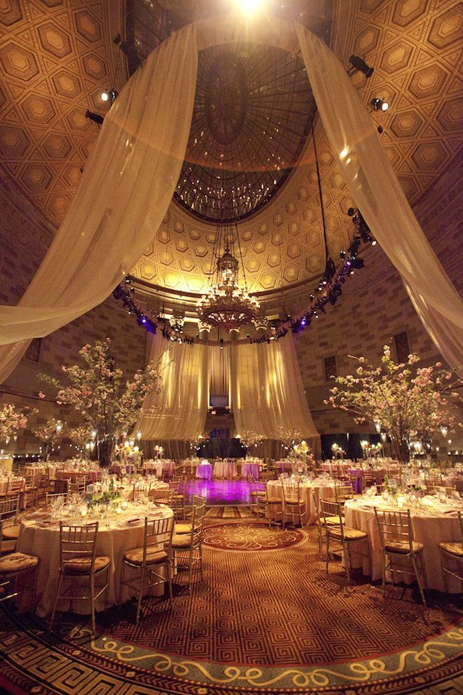 Decor Ideas for Wedding Reception Awesome Wedding Receptions to Die for Belle the Magazine