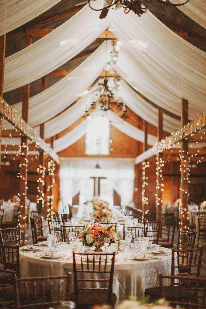 Decor Ideas for Wedding Reception Beautiful 30 Inspirational Rustic Barn Wedding Ideas