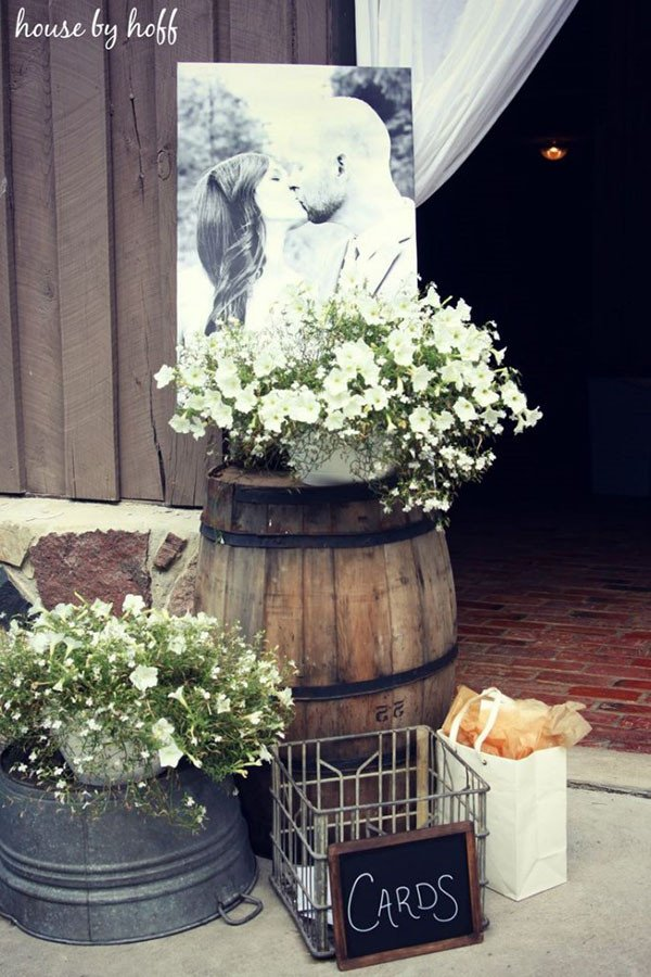 Decor Ideas for Wedding Reception Elegant 30 Inspirational Rustic Barn Wedding Ideas
