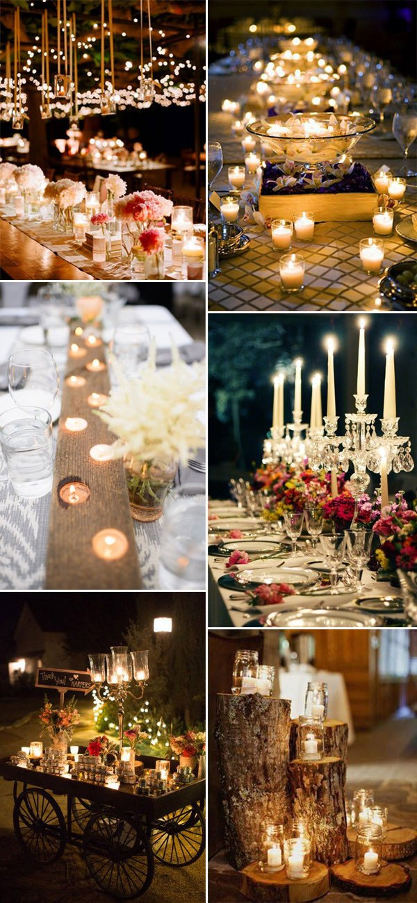 Decor Ideas for Wedding Reception Inspirational 5 Ways to Light Your Wedding Receptions – Elegantweddinginvites Blog