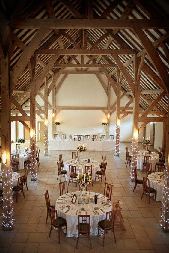 Decor Ideas for Wedding Reception New 30 Barn Wedding Reception Table Decoration Ideas