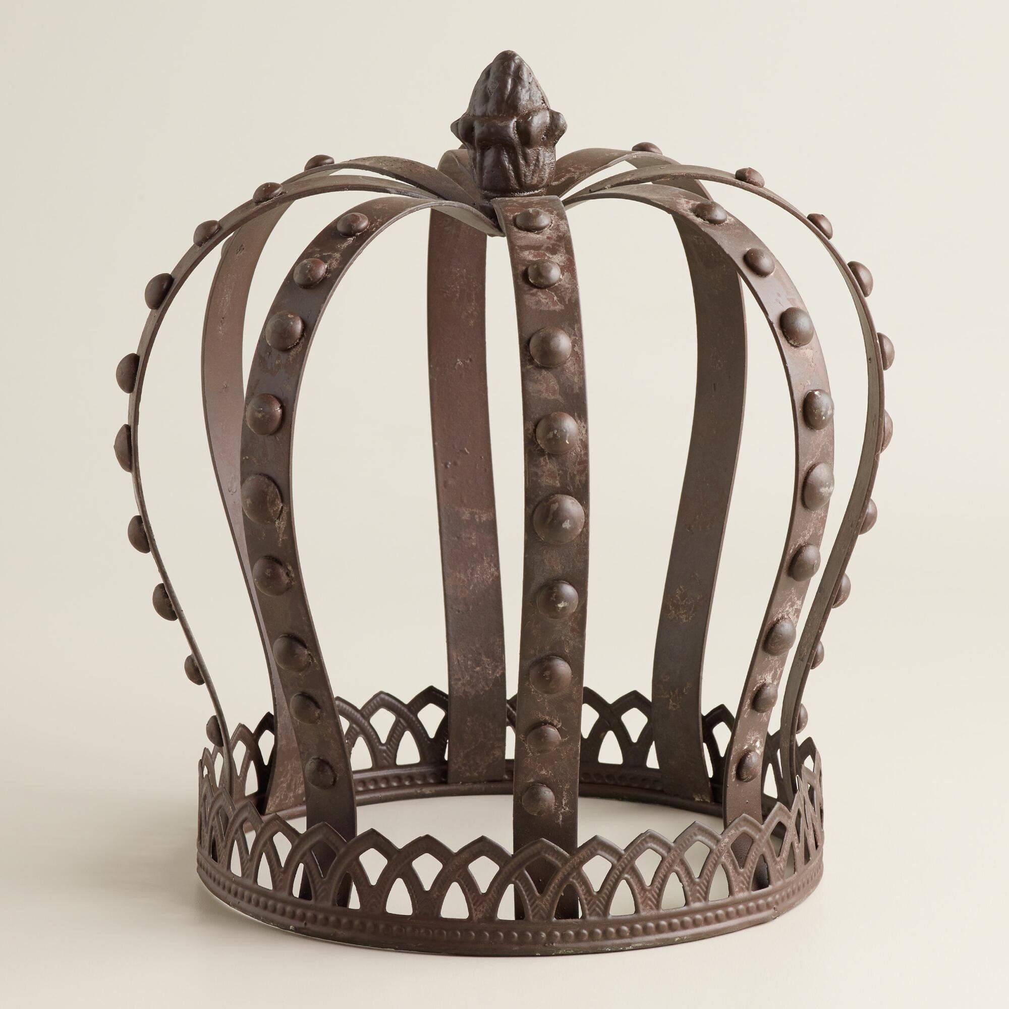 Decorative Crowns for Home Decor Fresh Iron Crown Decor