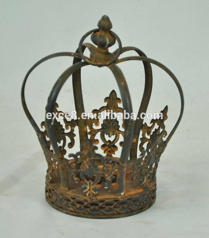 Decorative Crowns for Home Decor Unique Shabby Chic Home Decorations Metal Crowns Buy Home Decorations Metal Crown Home Decor Metal