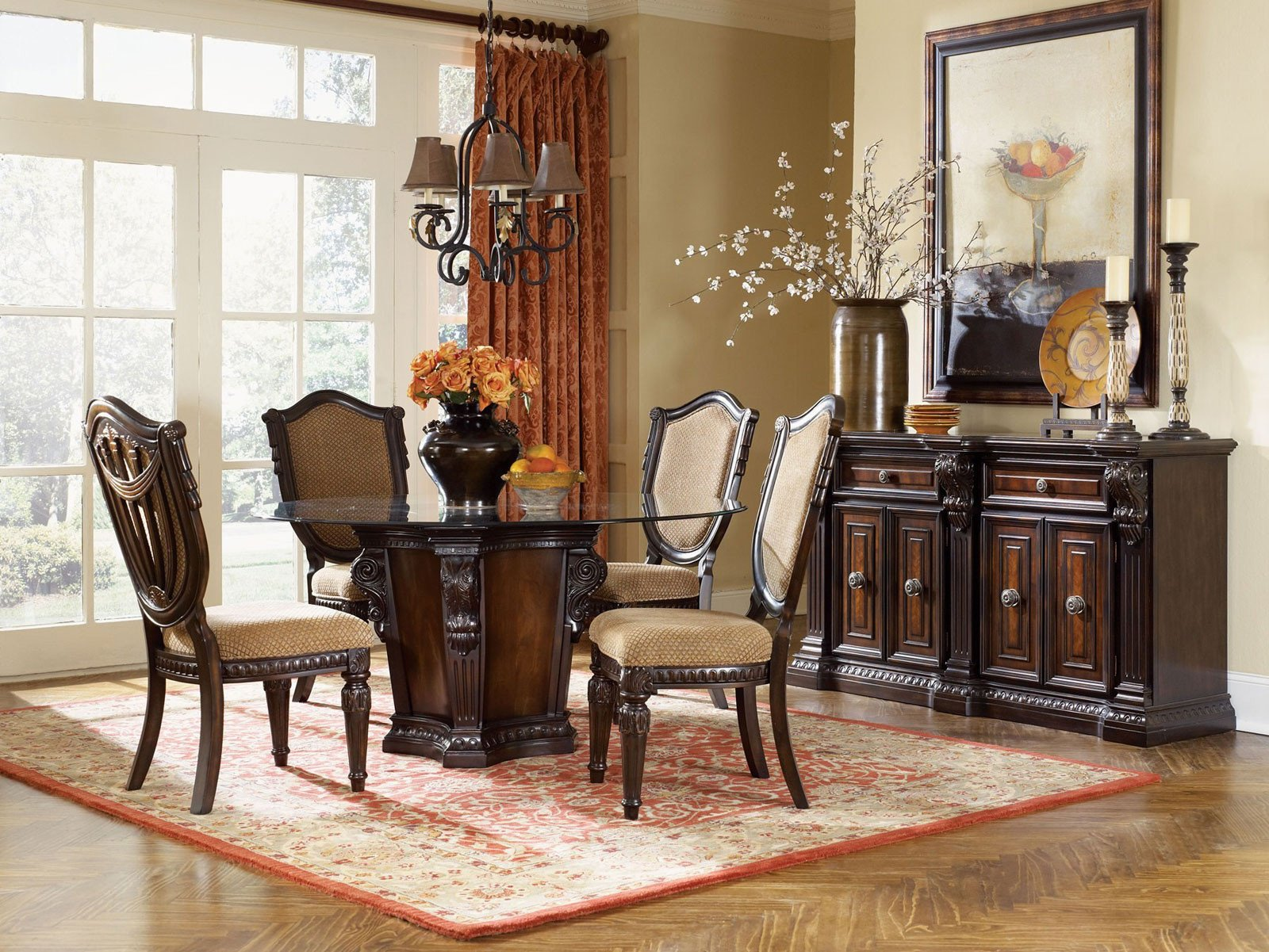 Dining Room Buffet Decor Ideas Beautiful Simple and Functional Dining Room Buffet Amaza Design