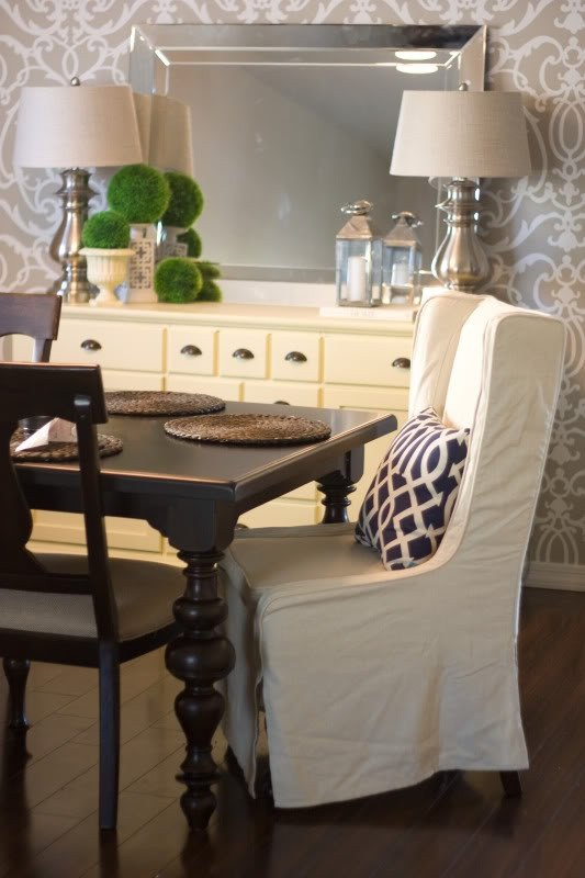 Dining Room Buffet Decor Ideas Lovely Remodelaholic
