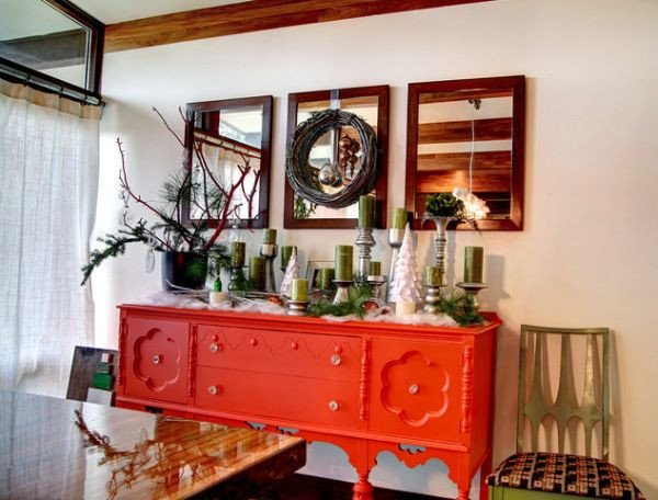 Dining Room Buffet Decor Ideas New Modern Approaches to Dining Room Sideboards