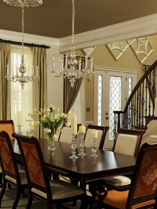 Dining Room Table Decor Ideas Awesome 25 Elegant Dining Table Centerpiece Ideas