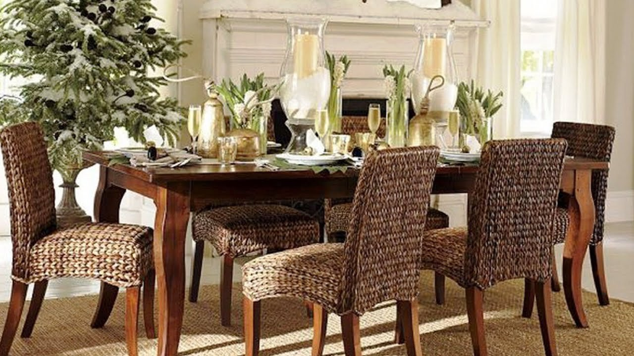 Dining Room Table Decor Ideas New Awesome Dining Tables Decoration Ideas