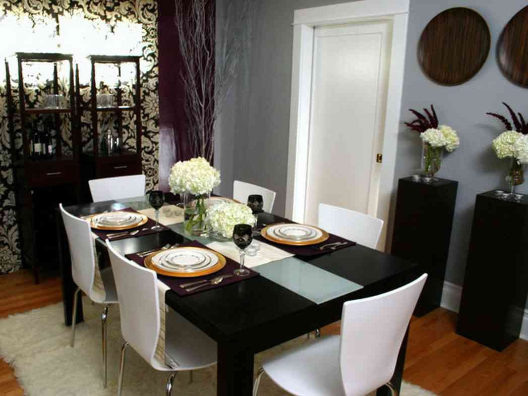 Dining Room Table Decor Ideas Unique How to Make Dining Table Décor for Round Table Shape Midcityeast