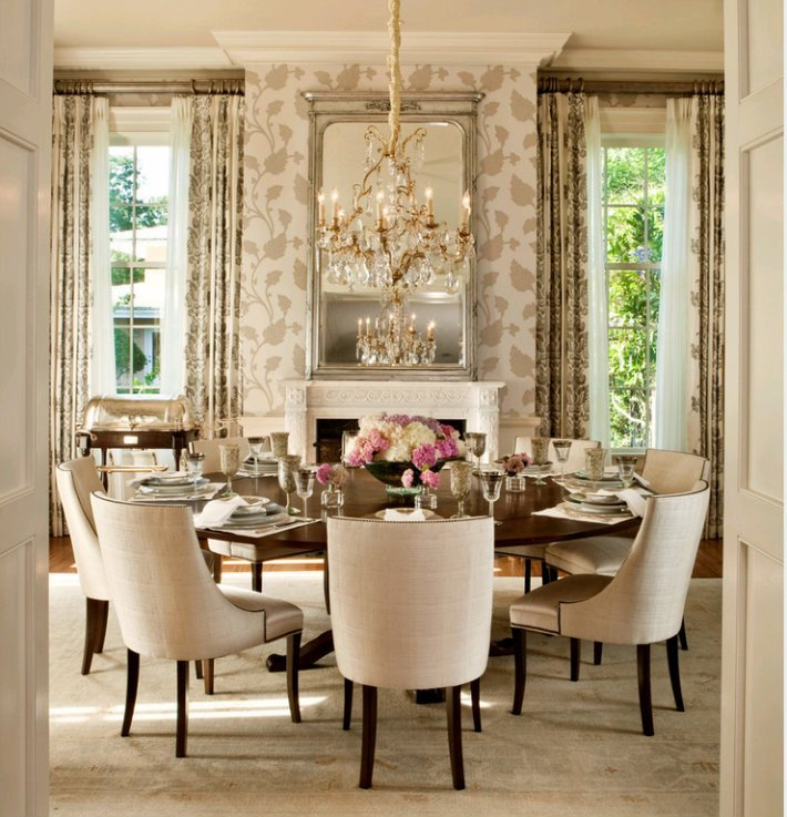 Dining Room Table Decor Ideas Unique the Most Elegant Round Dining Table Decor Ideas the Most Elegant Round Dining Table Decor Ideas