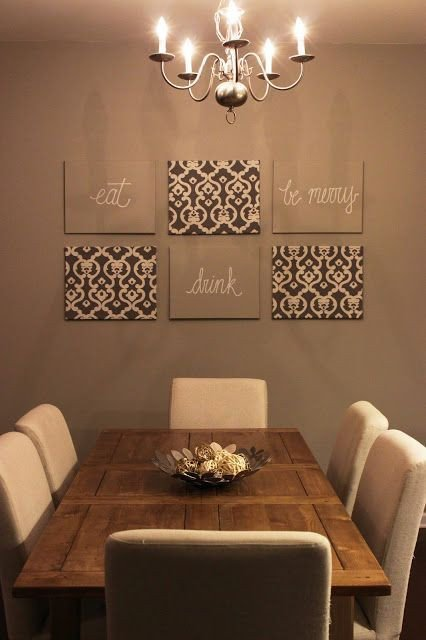 Dining Room Wall Art Decor Unique 1000 Ideas About Dining Room Decorating On Pinterest