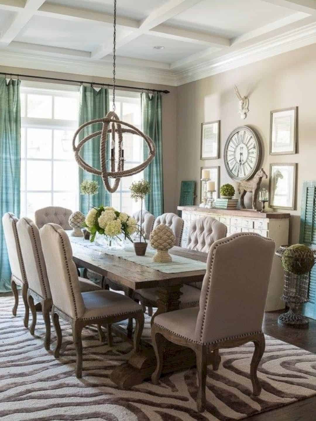 Dining Room Wall Decor Ideas Awesome 16 Dining Room Wall Decorating Ideas