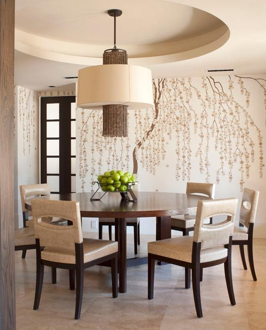 Dining Room Wall Decor Ideas Unique Dining Room Wall Decor Treatment Ideas — Eatwell101