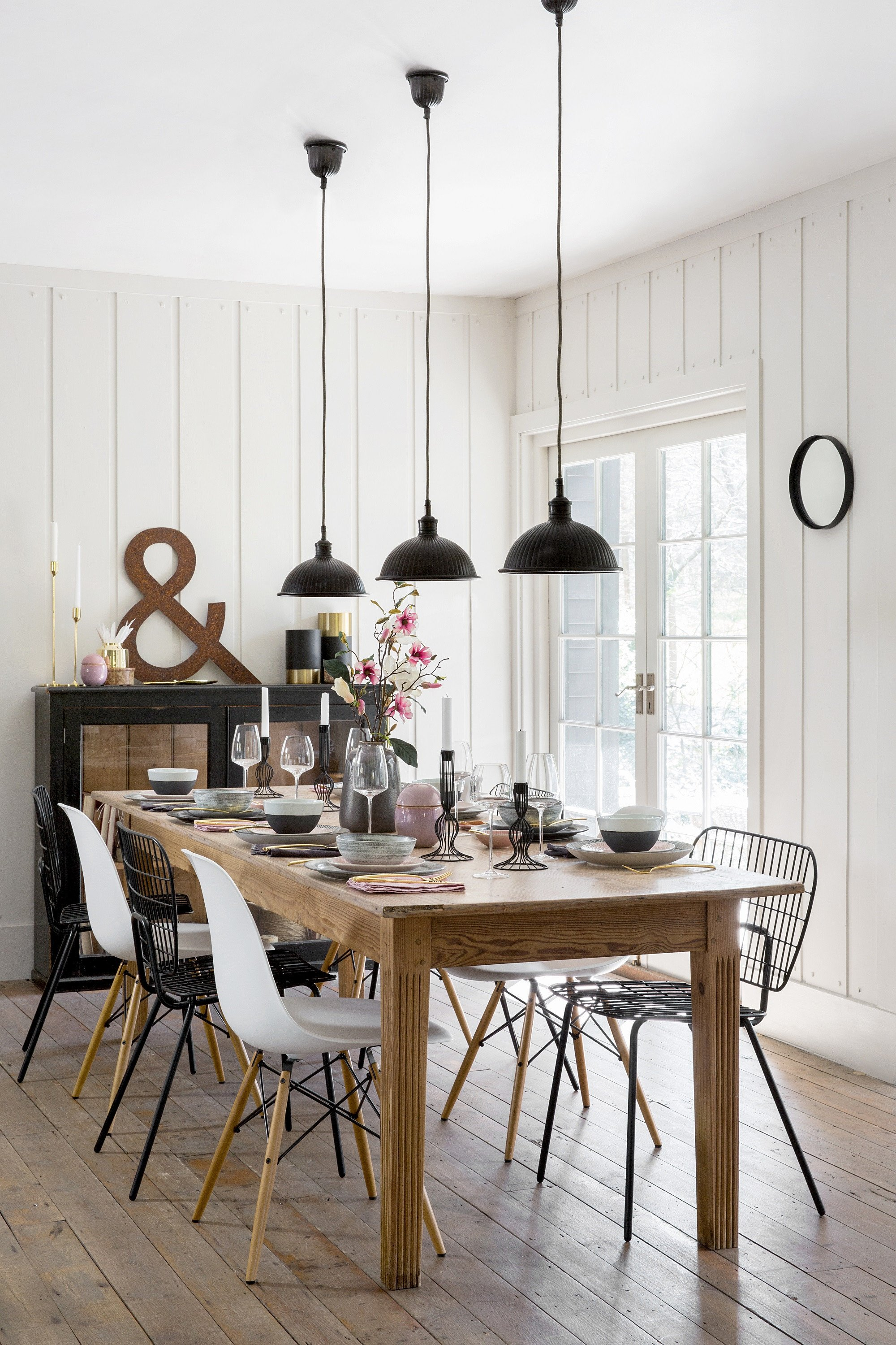 Dining Room Wall Decor Pictures Lovely 32 Stylish Dining Room Ideas to Impress Your Dinner Guests the Luxpad