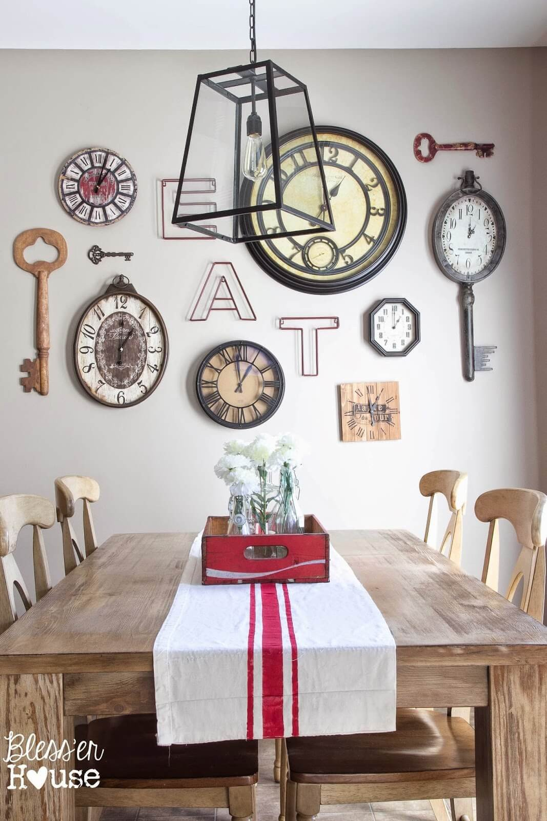 Dining Room Wall Decor Pictures New 37 Best Farmhouse Dining Room Design and Decor Ideas for 2017