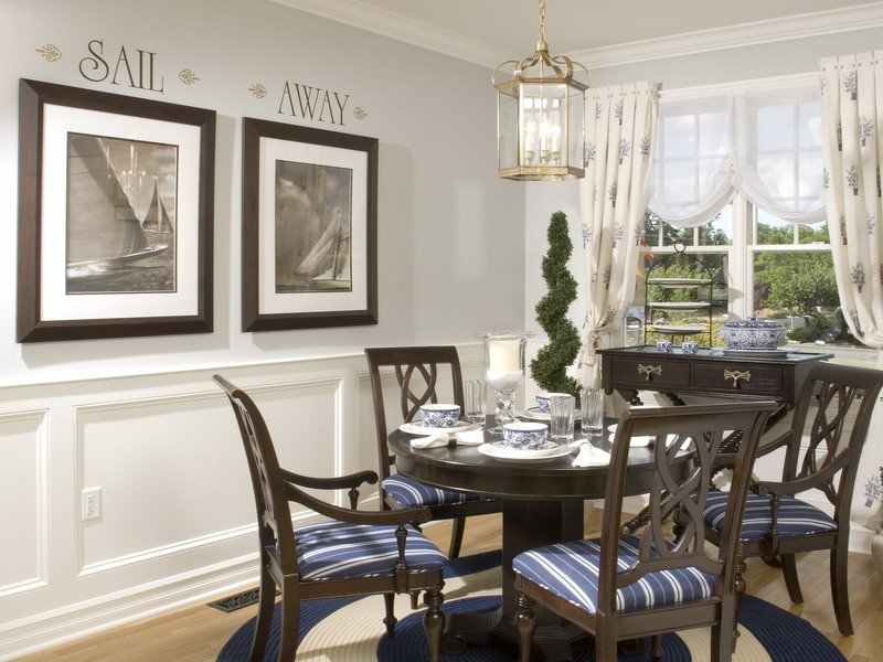 Dining Room Wall Decor Pictures Unique Designer Spotlight Sally Bacarella